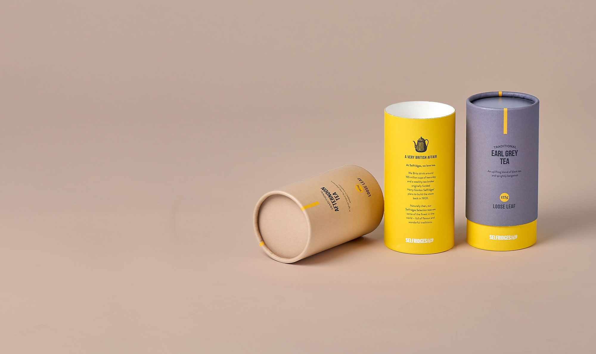 Eco Friendly Custom Tube Packaging UK